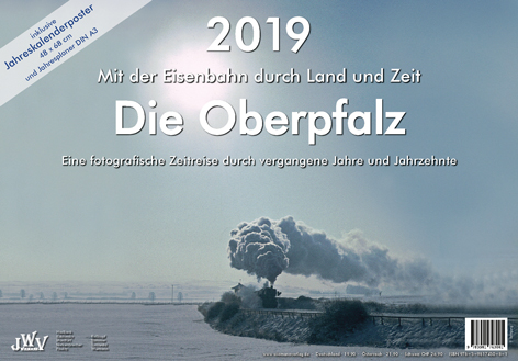 Cover Oberpfalz 2019